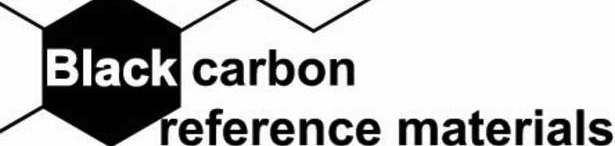 Balc carbon reference materials logo