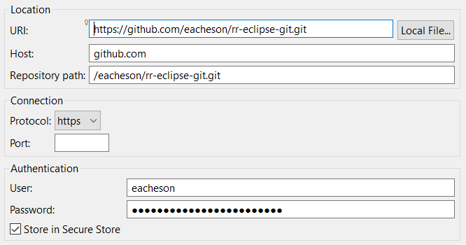 How to use Git with Eclipse | Reproducible Research Workshop