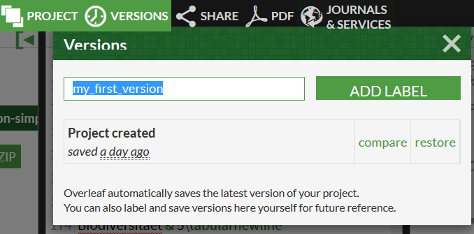 Writing publications with Overleaf | Reproducible Research