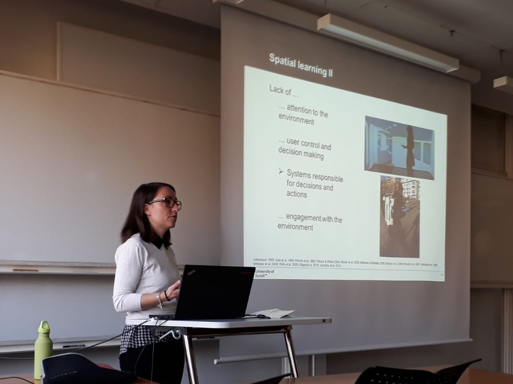Research stay and seminar talk at Umeå University