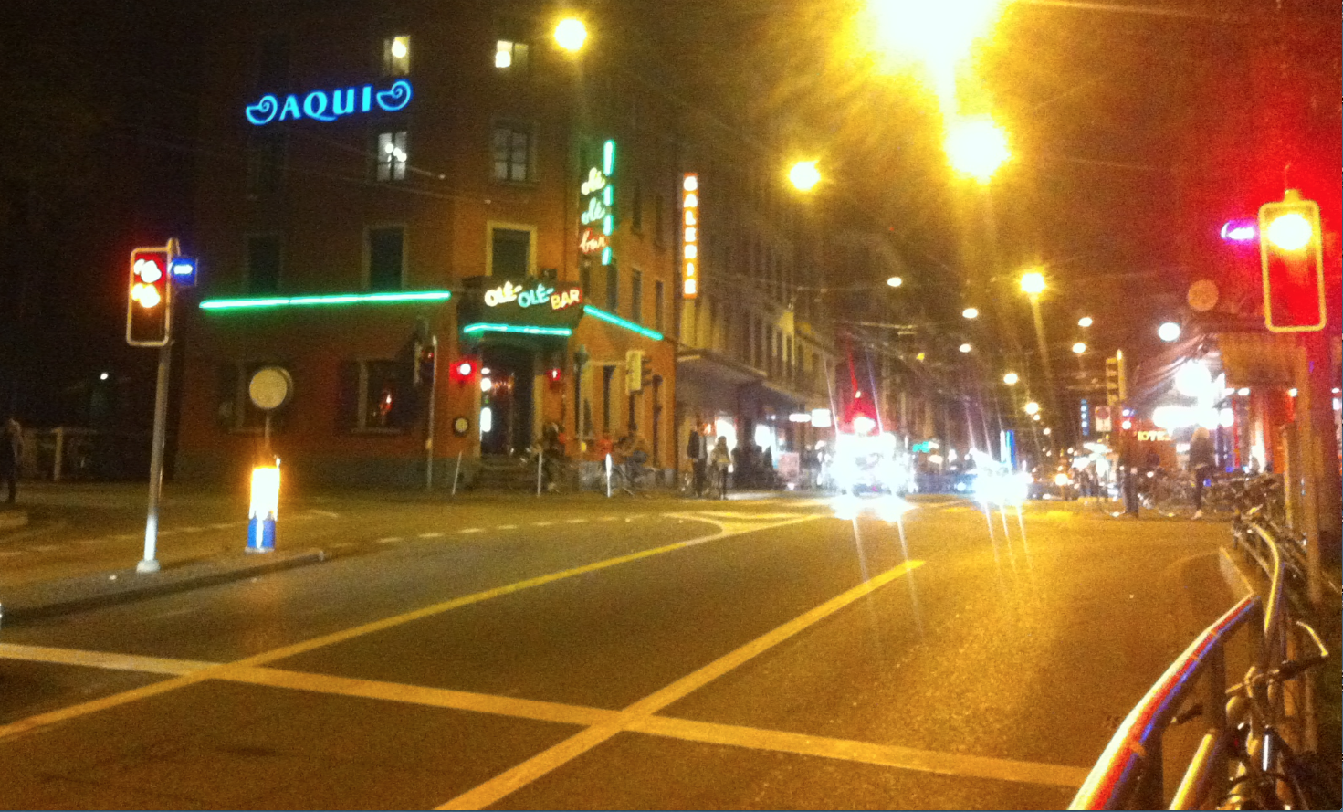 nightlife langstrasse