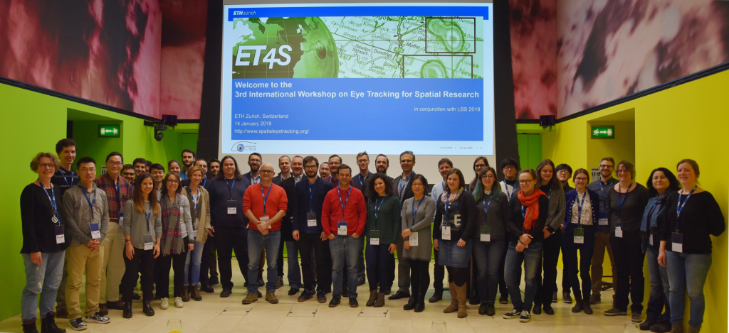 ET4S Eye-Tracking Workshop 2018