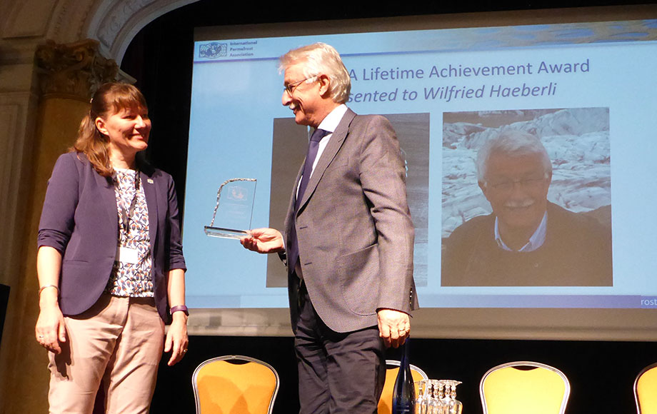 Haeberli Lifetime Achievement Award