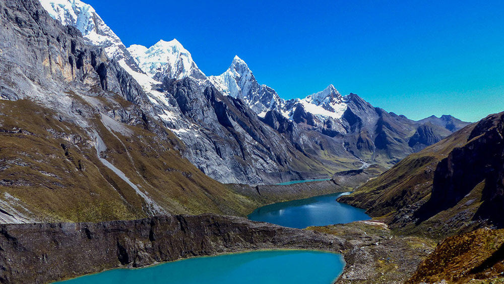Huayhuash-Region in Peru