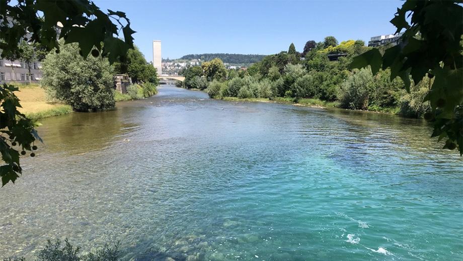 Wasserstadt Zürich