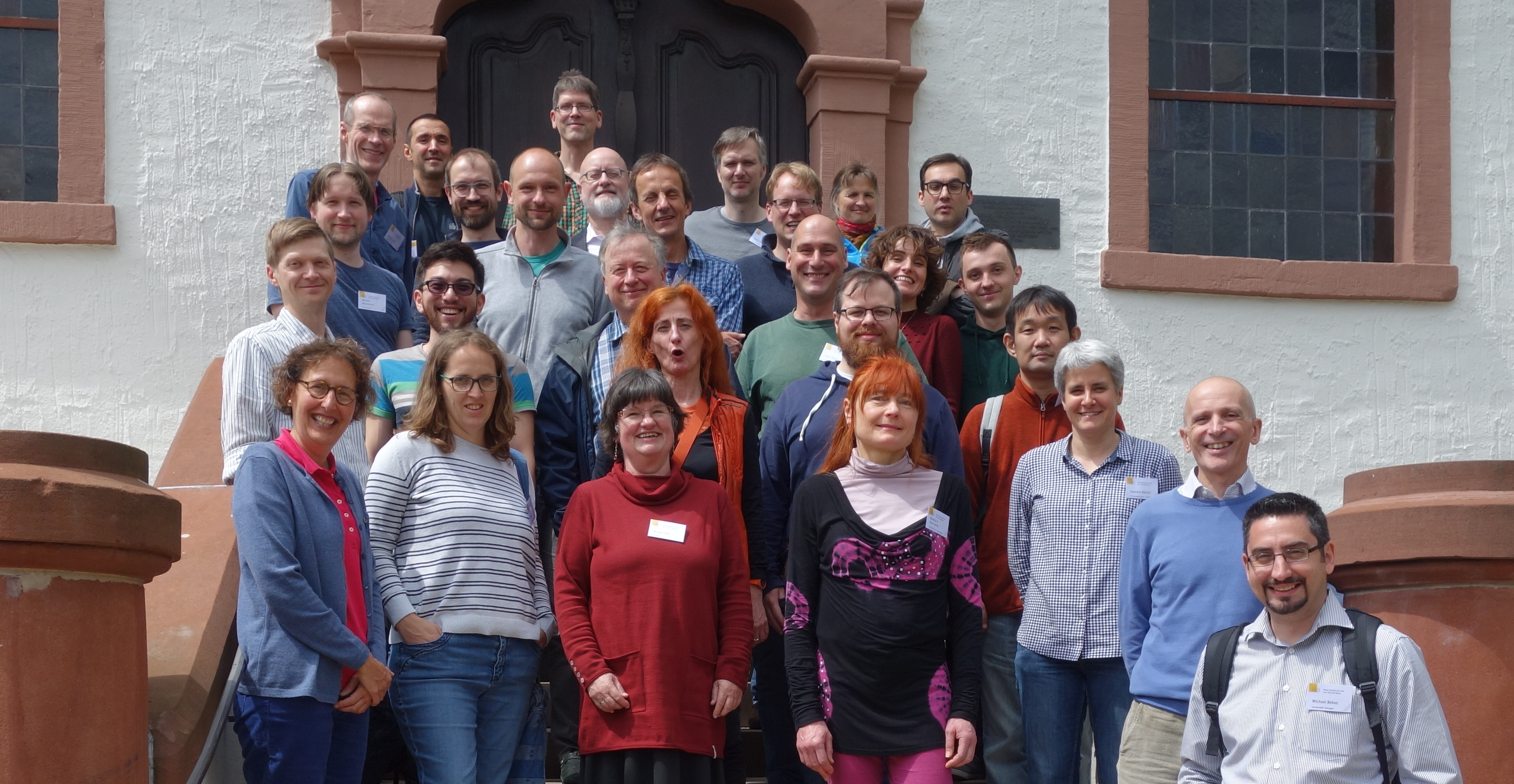 Dagstuhl-Seminar on Visual Analytics for Sets over Time and Space